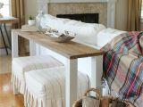 6 Foot Long sofa Table the Easiest Diy Reclaimed Wood sofa Table Pinterest Diy sofa