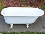 6 Foot Porcelain Bathtub 7 Best Antique Clawfoot Tub Images On Pinterest