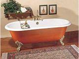 6 Foot Porcelain Bathtub Amazon Black Cast Iron Clawfoot Tub Interior