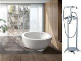 60 Inch Freestanding Bathtub Shop Akdy 60 Inch European Style White Acrylic Free