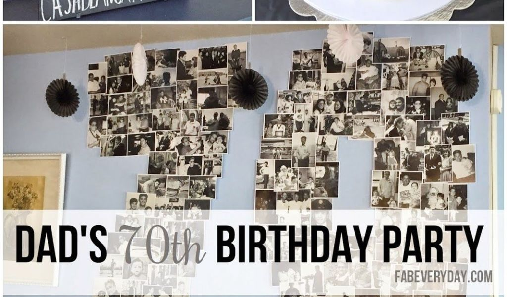 65 Birthday Decorations Canada Milestone Planning My Dad S