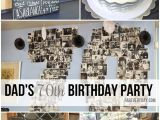 65 Birthday Decorations Canada Milestone Birthday Planning My Dad S 70th Birthday Party