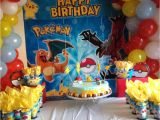 65 Year Old Birthday Party Decorations Pokemon Party Decoration Pokemon Party Pinterest Pokemon Party