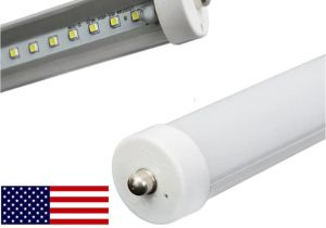 8ft Led Light Fixture Led Tubes 8 Foot 8ft Fa8 2400mm T8 Led Tube Lights Super Bright 45w