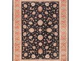 9×12 oriental Rugs Afghan Hand Knotted Vegetable Dye Oushak Wool Rug 9 X 12 4