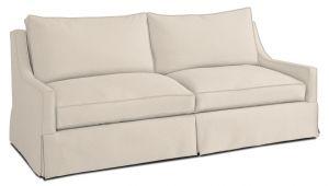 A Rudin sofa 2498 Exeter sofa Bassett Furniture Inc Interior Upholstery Styles