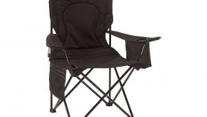 Academy Sports Folding Chairs Outdoor Coleman Oversize Quad Chair with Cooler Red Products
