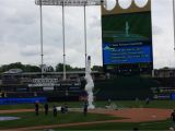 Academy Sports Stadium Chairs Countdown to School Day at the K Fox 4 Kansas City Wdaf Tv News