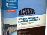 Acana Light and Fit Acana Singles Wild Mackerel Grain Free Dog Food