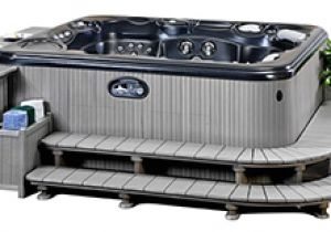 Accessories for Jacuzzi Bathtubs Step Right Up with Spa Steps Surrounds and Enclosures