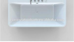 Acrylic Bathtub Quality 2017 Hot Sale High Quality Rectangle Freestanding Acrylic