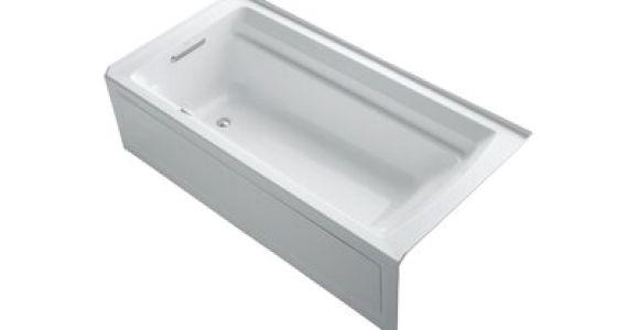 Alcove Bathtub 54 Inch Find the Perfect Alcove Bathtubs