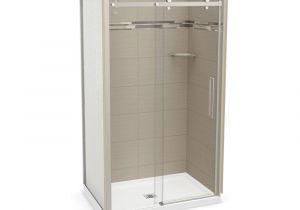 Alcove Bathtub Inserts Maax Utile origin 32 In X 48 In X 83 5 In Center Drain