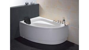 "Alcove Bathtub Ratings Shop Eago Am161 R 59"" Acrylic Whirlpool Bathtub for Alcove"