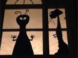 Alien Halloween Decorations Window Silhouette Aliens for Halloween Halloween Diy and Ideas