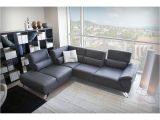 Alla Moda Furniture Darwin Adjustable Headrest Sectional by Nicoletti City Schemes