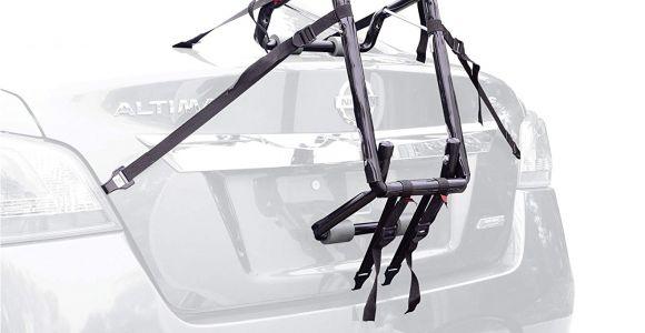 Allen Bike Rack Honda Crv Amazon Com Allen Sports Deluxe Trunk Mount 3 Bike Carrier Automotive