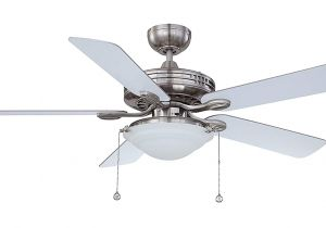 Amazon Ceiling Fans with Lights Kendal Lighting Ac18552 Sn Builders Choice 52 Inch 5 Blade 3 Light