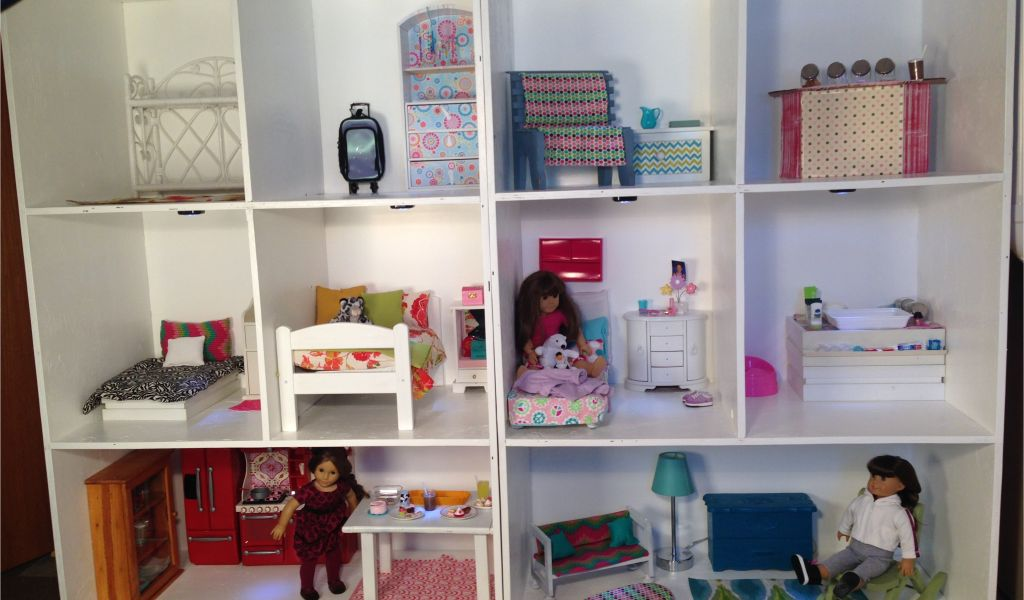 American Girl Doll House Plans Etsy Elegant Ideas Of Cheap American