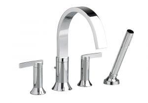 American Standard Bathtub Faucet Leaking American Standard Berwick Lever 2 Handle Deck Mount Roman