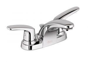 American Standard Bathtub Faucets American Standard Colony Pro 4 In Centerset 2 Handle Low