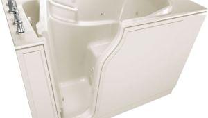 "American Standard Bathtub Installation American Standard 3052 509 Cll Linen Value 52"" Acrylic"