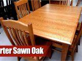 Amish Workbench Furniture Amish Furniture Wood Type Quarter Sawn Oak Youtube
