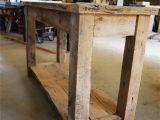 Amish Workbench Furniture Ontario Reclaimed Wood Mennonite Furniture by Hd Threshing Floor
