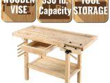 Amish Workbench Furniture Workbenches Workbench Accessories Garage Storage the Home Depot