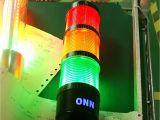 Andon Lights 12v Led Signal Warning Light Plc Control Flashing Steady Light