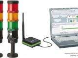 Andon Lights On Line Retail Warehouses Use Werma andon Light Systems to Improve