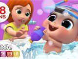 Angel Baby Bathtub Baby Bath Time Bath song