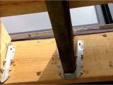 Angled Floor Joist Hangers Poorly Installed Joist Hangers Youtube