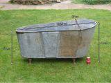 Antique Bathtubs Uk Antique Galvanized Bath Old Metal Bath Washing Tub Vintage