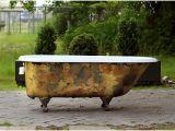 Antique Clawfoot Tub Value Antique 1911 Refinished Clawfoot Bathtub Brass Bronze Cast