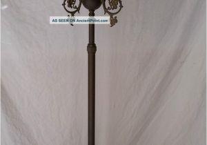 Antique Tiffany Lamp Parts Antique Victorian Style Kerosene Oil Floor Lamp Brass John