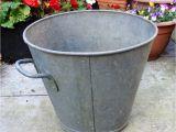 Antique Tin Bathtubs for Sale Antiques atlas Vintage Galvanised Tin Baths Buckets Wash