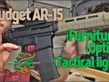 Ar15 Tactical Light Budget Ar 15 Magpul Furniture Optics Tactical Light