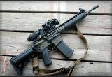 Ar15 Tactical Light Midlength Ar Project Complete Ar15 Com
