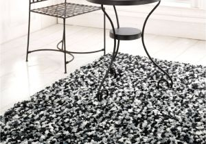 Area Rugs Under $500 Large Shag area Rugs Black Mosaic Found