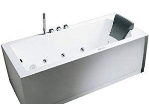 Ariel Platinum Whirlpool Bathtub Ariel Platinum Am154jdtsz L 59 Whirlpool Bathtub Drop In