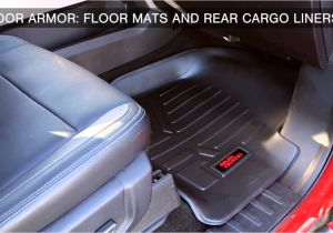Aries 3d Floor Liners Canada Rough Country Floor Armor Heavy Duty Floor Mats Overview Youtube