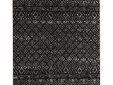 Aztec Print area Rug Tribal Essence Black 9 Ft 3 In X 12 Ft 6 In area Rug Products