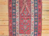 Aztec Print area Rug Turkish Rug Turkish Kilim Rug 3 54 X 5 47 Ft Kilim Ottoman area Rug