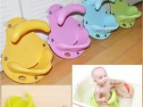 Baby Bath Ring Seat for Tub Antislip Safety Tub Bath Seat Support Safety Chair Pad for