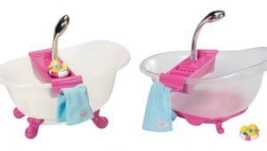 Baby Bath Seat Argos Baby Born Interactive Bathtub and Duck Playset £19 99