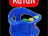 Baby Bath Seat for Kitchen Sink Keter Baby Bathtub Seat Dark Blue – Keter Bath Seats