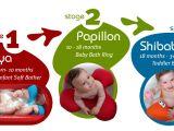 Baby Bath Seat Uae Papillon Baby Bath Ring 10 18 Months