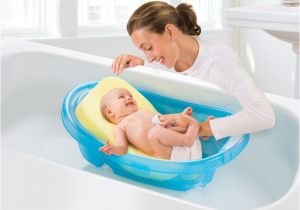Baby Bath Tub 1st Bathing Your Newborn Summer Infant Baby Products