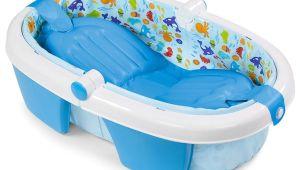 Baby Bath Tub 4 In 1 Shop Summer Infant Neutral Fold Away Baby Bath Free